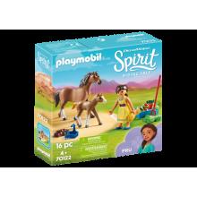 Playmobil Spirit Pru with...