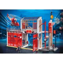 Playmobil Fire Station  9462