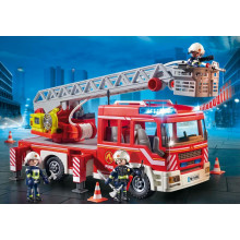 Playmobil Fire Ladder Unit...