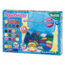 Aquabeads Mega Bead refil Pack
