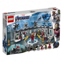 LEGO Iron Man Hall of Armor...