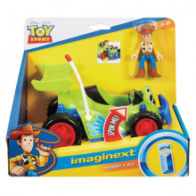 Toy Story 4 Imaginext Woody...