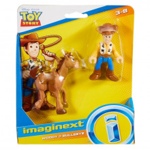 Imaginext Toy Story Woody...