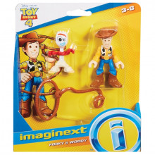 Imaginext Toy Story 4 Woody...