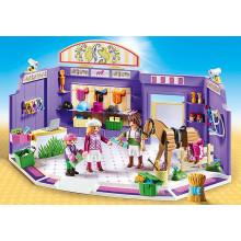 Playmobil Horse Tack Shop...