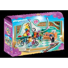 Playmobil Bike and Skate...