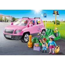 Playmobil Family Car with...