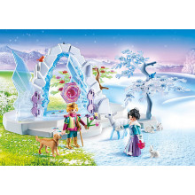 Playmobil Crystal Gate to...