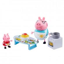 Peppa Pig Messy Kitchen...