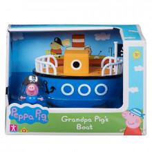 Peppa Pig Grandpa Pigs Boat