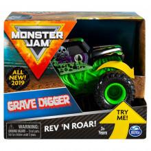 Monster Jam Official Grave...