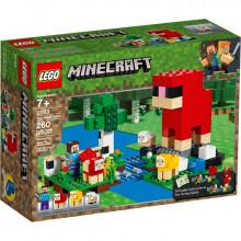 Lego Minecraft  The Wool...