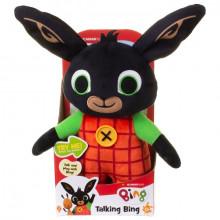 Bing Huggable Talking Soft Toy