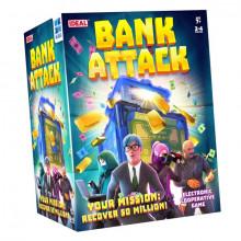 Bank Attack Game