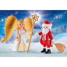 Playmobil Santa and...