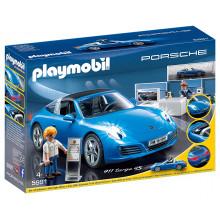 Playmobil Porsche 911 Targa...
