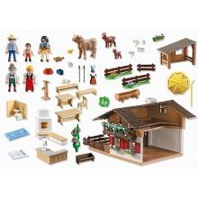 Playmobil Alpine Lodge (5422)