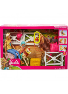 Barbie and Chelsea...