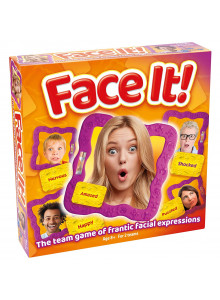 Face It  Game of Guessing...