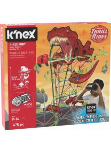 K'Nex 27152 Thrill Rides,...