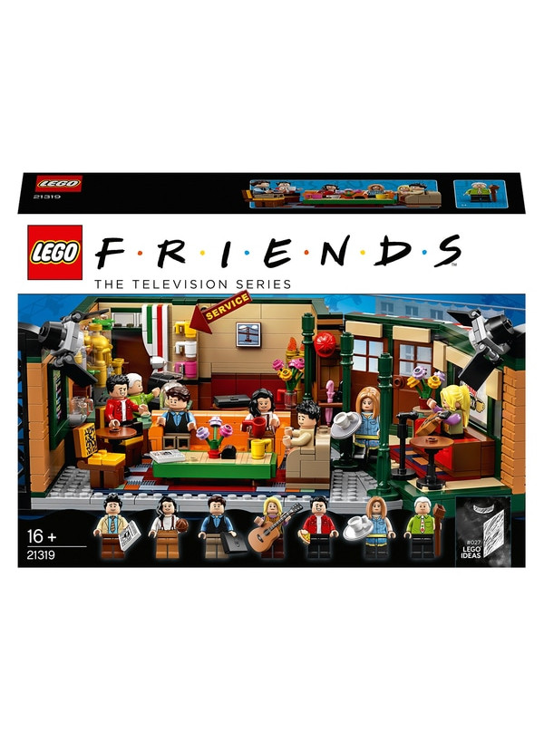 lego friends tv series central perk