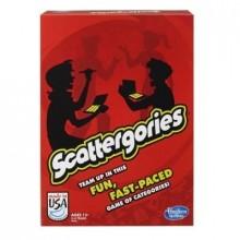Scattergories Game