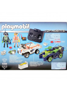 Playmobil 5088 Top Agents...