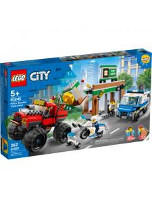 LEGO City  Police Monster...