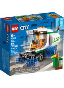 LEGO City  Street Sweeper...