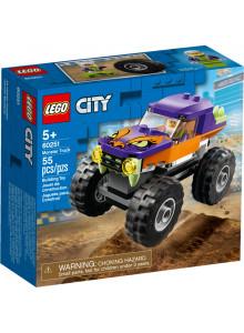 LEGO City  Monster Truck...