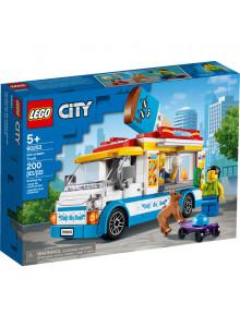 LEGO City  Ice Cream truck...