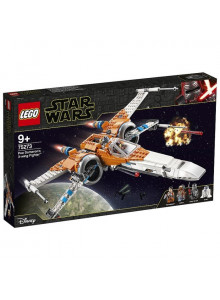 Lego Star Wars Poe...