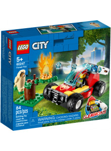 LEGO City  Forest Fire Set...