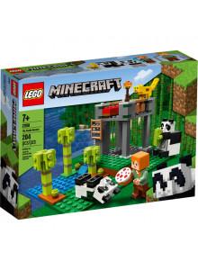 Lego Minecraft  The Panda...