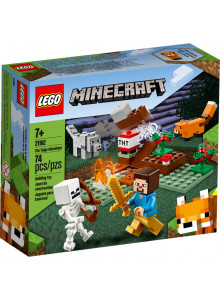 Lego Minecraft  The Taiga...