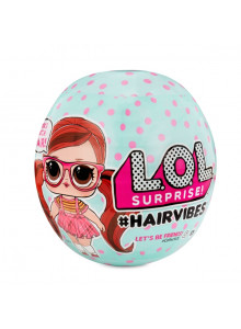 L.O.L. Surprise! Hairvibes...