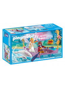 Playmobil Fairies Romantic...
