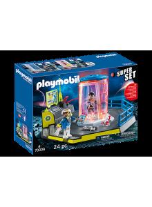 Playmobil Galaxy Police...