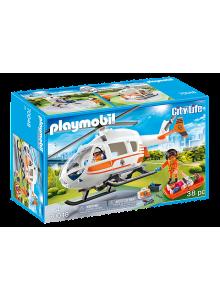 Playmobil Emergency rescue...