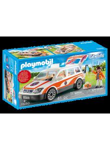 Playmobil Emergency Car...