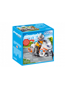 Playmobil Emergency...