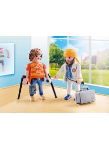 Playmobil Duo Pack Doctor...