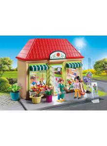 Playmobil My Flower Shop...