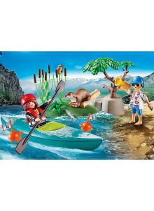Playmobil Starter Kayak...