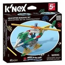 Knex Building Helicopter