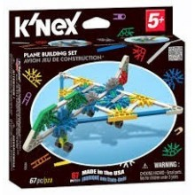 Knex Building Plane