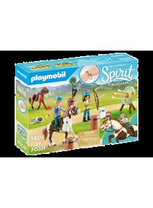 Playmobil Spirit Outdoor...