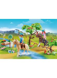 Playmobil Spirit River...