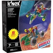 Knex Building Cosmic Quest...