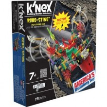 Knex Building Robo Sting